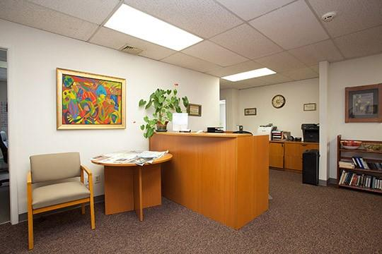Office Suite 1 in 10 McKinley St, Closter Interior Pic